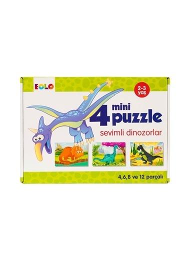 Eolo Puzzle Renkli